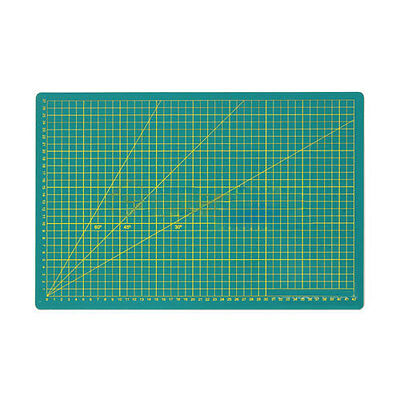 A3 3-Ply Non Slip Grid Lines Durable PVC Self-Healing Craft Cutting Mat
