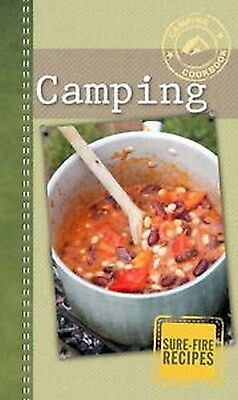 CAMPING Camp Cooking Cook Book NEW! Stove Dutch Oven Cookbook Coleman Lantern NR