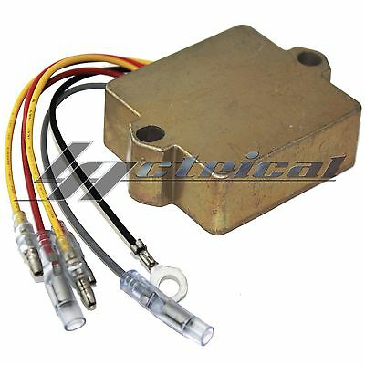 RECTIFIER VOLTAGE REGULATOR For MERCURY MARINER Outboard 6 Wire 815279-3 883072T