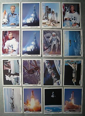 1992 Space Shots Cards Lot of 16  NM/MT Condition