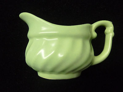 GENERIC GREEN-OLIVE-AVOCADO CREAM OR SYRUP SMALL PITCHER