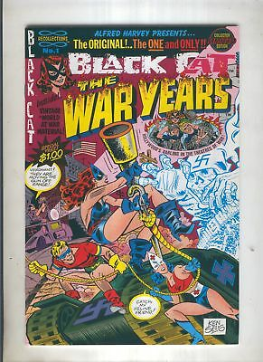 The Original the one and only BLACK CAT Numero 01: THE WAR YEARS
