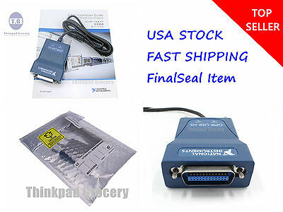 Free USPS Orig/New National Instrumens NI GPIB-USB-HS IEEE488 / Driver Disk