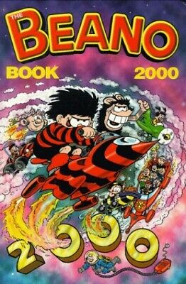 The Beano Book 2000 (Annual) Hardback Book The Cheap Fast Free Post