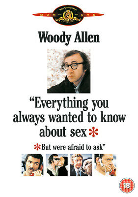 Everything You Always Wanted to Know About Sex*... DVD (2000) Woody Allen