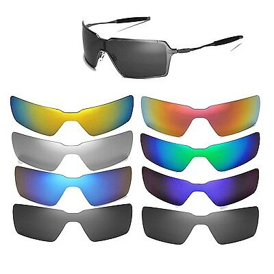 Walleva Replacement Lenses for Oakley Probation Sunglasses - Multiple Options