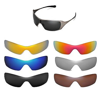 Walleva Replacemen​t Lenses for Oakley Dart Sunglasses -Multiple Options