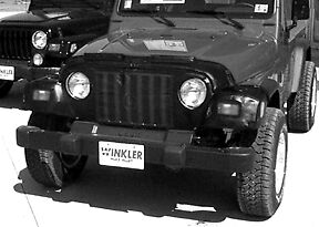 Front End Cover-MM42989 fits Jeep Wrangler 00-06