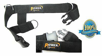 Foot Ankle Exercise Strap 3-D Ring  Ankle/Foot Strap For Cable Ext Machines