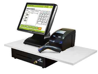 BRAND NEW POINT OF SALE  SYSTEM (POS)  -  (Restaurants /Pizza / Bar / Cafe)