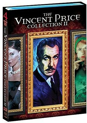 Vincent Price Collection: Vol 2 Blu-ray