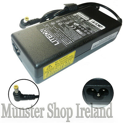GENUINE Original 19V 4.74A 90W AC Adapter ACER Liteon PA-1900-34 ADP-90SB BB