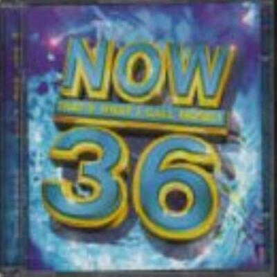 Various : Now Thats What I Call Music! 36 CD