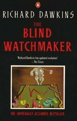 The Blind Watchmaker by Dawkins, Richard Paperback Book The Cheap Fast Free Post