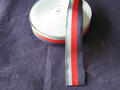 6 inches - WWII  1939-45 Star  -  Ribbon  (150mm)  long  # Free Postage #