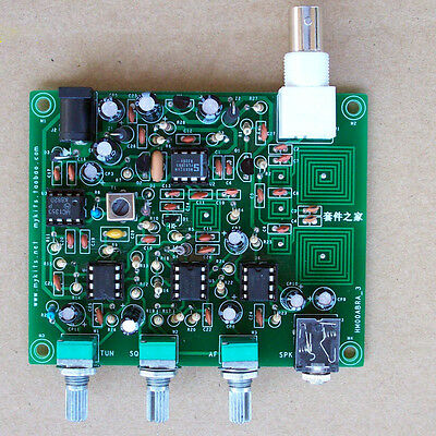New Air band receiver finished ,High sensitivity aviation radio finished