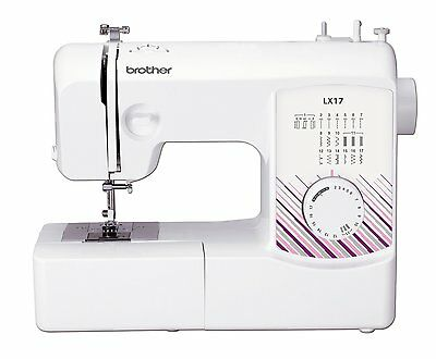 Brother LX17ZU1 Domestic Sewing Machine With *3 Year Warranty*