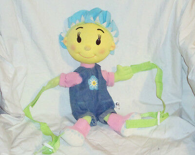 Fifi and the Flowertots Soft Plush toy Bag / Backpack