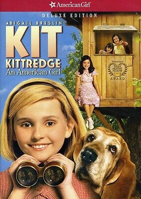 Kit Kittredge: An American Girl [Deluxe Edition] (DVD New)