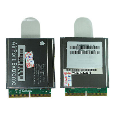 For APPLE iBook iMac PowerMac PowerBook G4 G5 AirPort Extreme WiFi Card A1027