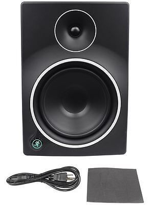 """Mackie MR8mk3 8"""" Powered Active Studio Mixing Reference Monitor"""