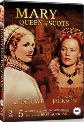 Mary, Queen of Scots DVD (2010) Vanessa Redgrave ***NEW***