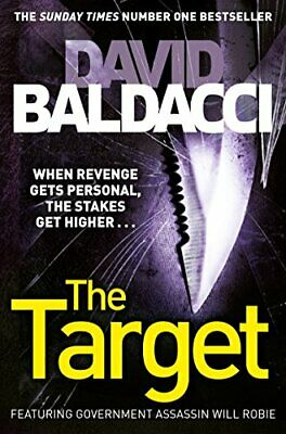 The Target (Will Robie Series) by Baldacci, David Book The Cheap Fast Free Post