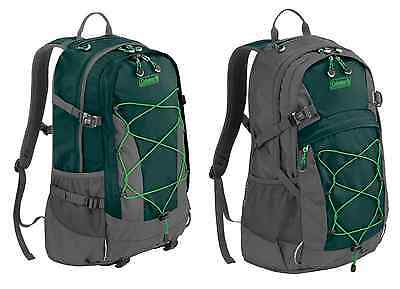 Coleman 30ltr/40ltr Hayden creek hiking walking daypack rucksack