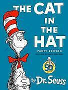 The Cat in the Hat - Dr Seuss - 9780394800011