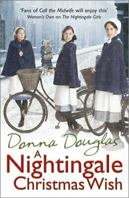 A Nightingale Christmas Wish: (Nightingales 5) by Douglas, Donna Book The Cheap