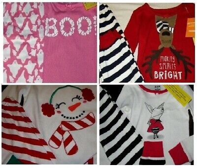 Gymboree GIRL pajamas pjs gymmies 4 5 6 7 8 10 12 NWT cotton UPICK tons styles