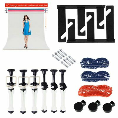 3 Roller Wall Ceiling Mount Manual Elevator Background Backdrop Support System