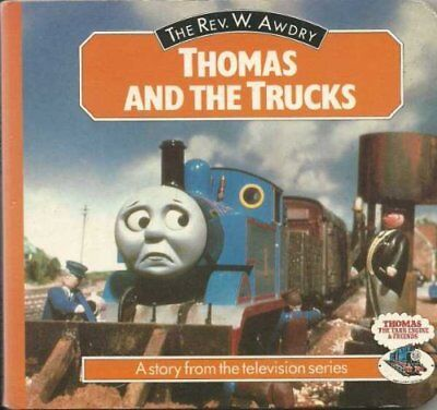 THOMAS AND THE TRUCKS by Awdry, Rev. W. Book The Cheap Fast Free Post