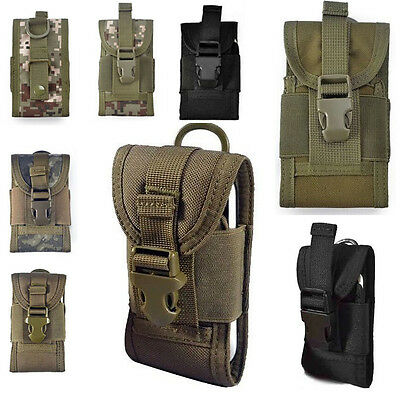 Universal Army Bag Cover Loop Hook Case For IPhone 4 5 5S Samsung Galaxy HTC