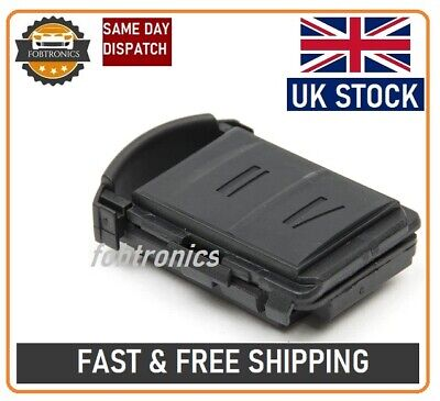 New Vauxhall Corsa Meriva Combo Opel 2 Button Remote Key Fob Case Cover Shell