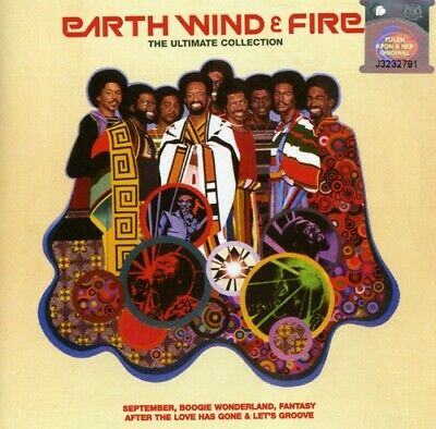 Earth Wind & Fire : The Ultimate Collection CD Expertly Refurbished Product