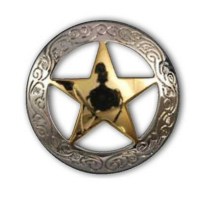 Texas Star Concho 3/4""