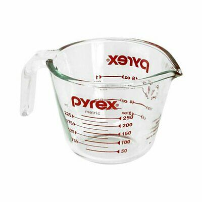 NEW Pyrex Measuring Jug 250ml