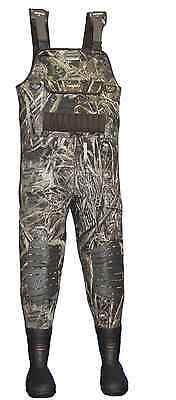 ROGERS 2014 5MM 1600 TOUGHMAN STANDARD CHEST WADERS MAX 5 CAMO ROG-550 SIZE 12
