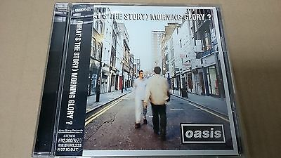 Oasis What's The Story Morning Glory Japan CD