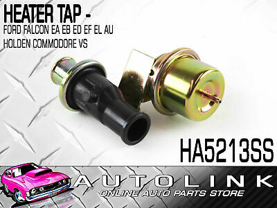 Heater Tap Suit Ford Falcon Ea Eb Ed Ef El Au Ba Mk1 -  6Cyl Vac Operated