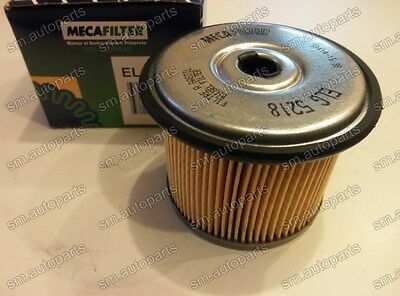 Genuine Citroen Xantia 1.9 /& 2.1 Turbo Diesel Fuel Filter 1606451188