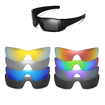 Walleva Replacement Lenses for Oakley Batwolf - Multiple Options
