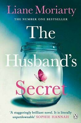 The Husband's Secret by Moriarty, Liane Book The Cheap Fast Free Post