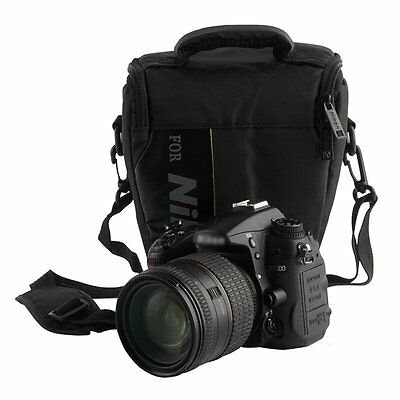 Waterproof Camera Shoulder Case Bag for Nikon D3200 D5200 D800 D750 D90 D3100