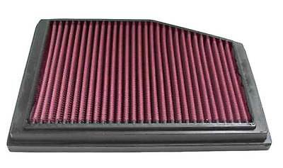 K&N Air Filter Element 33-2773 (Performance Replacement Panel Air Filter)