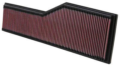 K&N Air Filter Element 33-2786 (Performance Replacement Panel Air Filter)