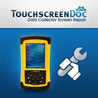 Trimble / TDS / Spectra RECON - LCD Touch Screen Replacement Repair Service