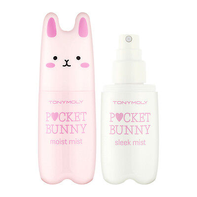 [TONYMOLY] Pocket Bunny Mist 60ml 2 Type / Brightening refreshing mist