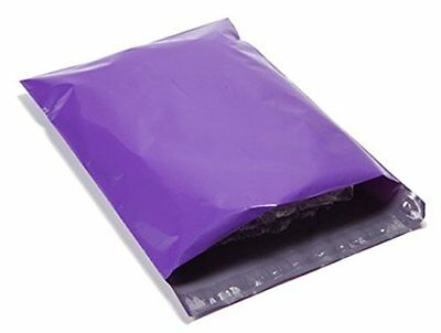 25 10x13 Purple Poly Mailers Shipping Envelopes Couture Boutique Bags